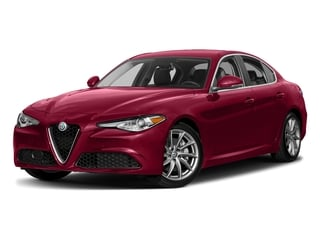 Monza Red Metallic 2017 Alfa Romeo Giulia Pictures Giulia AWD photos front view