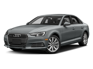 Monsoon Gray Metallic 2017 Audi A4 Pictures A4 Sedan 4D 2.0T Premium AWD photos front view