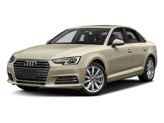 Cuvee Silver Metallic 2017 Audi A4 Pictures A4 Sedan 4D 2.0T Premium AWD photos front view