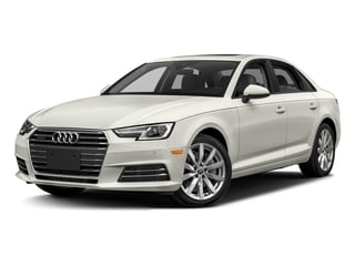 Ibis White 2017 Audi A4 Pictures A4 Sedan 4D 2.0T Premium AWD photos front view