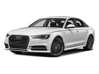 Glacier White Metallic 2017 Audi A6 Pictures A6 Sedan 4D 2.0T Premium AWD photos front view