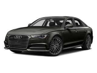 Havanna Black Metallic 2017 Audi A6 Pictures A6 Sedan 4D 2.0T Premium AWD photos front view
