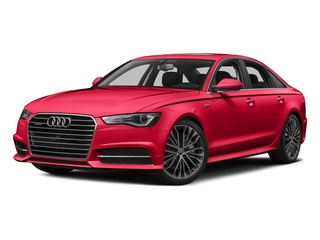 Misano Red Pearl Effect 2017 Audi A6 Pictures A6 Sed 4D 3.0T Competition Prestige AWD photos front view