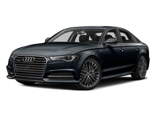 Moonlight Blue Metallic 2017 Audi A6 Pictures A6 Sedan 4D 2.0T Premium AWD photos front view