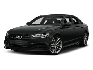 Mythos Black Metallic 2017 Audi S6 Pictures S6 4.0 TFSI Prestige photos front view