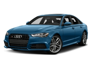 Sepang Blue Pearl Effect 2017 Audi S6 Pictures S6 4.0 TFSI Prestige photos front view
