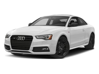 Glacier White Metallic 2017 Audi S5 Coupe Pictures S5 Coupe 3.0 TFSI S Tronic photos front view