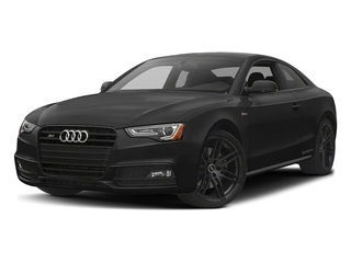 Brilliant Black 2017 Audi S5 Coupe Pictures S5 Coupe 3.0 TFSI S Tronic photos front view