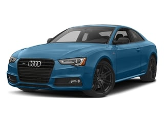 Sepang Blue Pearl Effect 2017 Audi S5 Coupe Pictures S5 Coupe 3.0 TFSI S Tronic photos front view