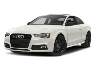 Ibis White 2017 Audi S5 Coupe Pictures S5 Coupe 3.0 TFSI S Tronic photos front view