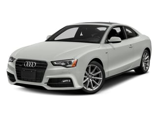 Suzuka Gray Metallic 2017 Audi A5 Coupe Pictures A5 Coupe 2.0 TFSI Sport Manual photos front view