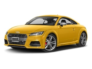 Vegas Yellow 2017 Audi TTS Pictures TTS Coupe 2D AWD photos front view