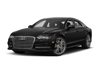 Brilliant Black 2017 Audi A7 Pictures A7 Sedan 4D Competition Prestige AWD photos front view