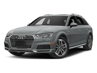 Monsoon Gray Metallic 2017 Audi allroad Pictures allroad Wagon 4D Premium Plus AWD I4 Turbo photos front view