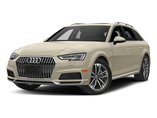 Cuvee Silver Metallic 2017 Audi allroad Pictures allroad Wagon 4D Premium Plus AWD I4 Turbo photos front view