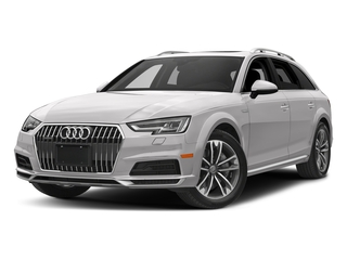 Florett Silver Metallic 2017 Audi allroad Pictures allroad Wagon 4D Premium Plus AWD I4 Turbo photos front view