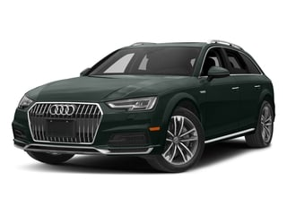 Gotland Green Metallic 2017 Audi allroad Pictures allroad Wagon 4D Premium Plus AWD I4 Turbo photos front view