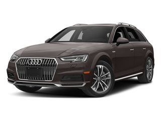 Argus Brown Metallic 2017 Audi allroad Pictures allroad Wagon 4D Premium Plus AWD I4 Turbo photos front view