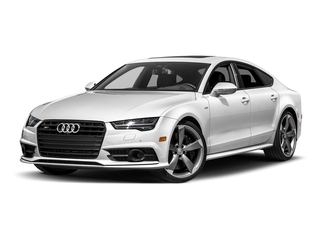 Glacier White Metallic 2017 Audi S7 Pictures S7 Sedan 4D S7 Prestige AWD photos front view