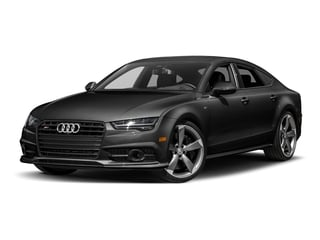 Brilliant Black 2017 Audi S7 Pictures S7 Sedan 4D S7 Prestige AWD photos front view