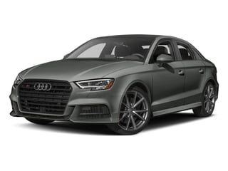 Daytona Gray Pearl Effect 2017 Audi S3 Pictures S3 Sedan 4D S3 Premium Plus AWD I4 Turb photos front view