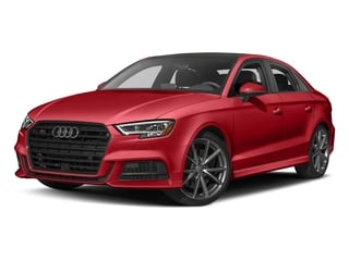 Tango Red Metallic 2017 Audi S3 Pictures S3 Sedan 4D S3 Prestige AWD I4 Turbo photos front view