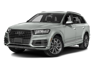 Tofana White Crystal Effect 2017 Audi Q7 Pictures Q7 3.0 TFSI Prestige photos front view