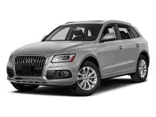 Cuvee Silver Metallic 2017 Audi Q5 Pictures Q5 Utility 4D 3.0T Premium Plus AWD photos front view