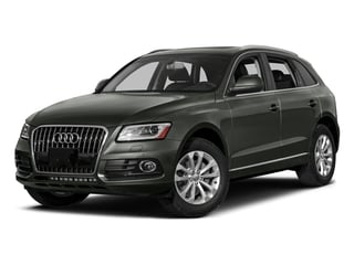 Daytona Gray Pearl Effect 2017 Audi Q5 Pictures Q5 Utility 4D 3.0T Premium Plus AWD photos front view