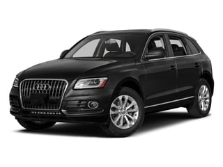 Brilliant Black 2017 Audi Q5 Pictures Q5 Utility 4D 3.0T Premium Plus AWD photos front view