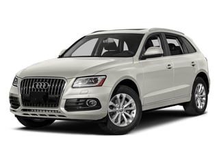 Ibis White 2017 Audi Q5 Pictures Q5 Utility 4D 3.0T Premium Plus AWD photos front view