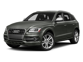 Daytona Gray Pearl Effect 2017 Audi SQ5 Pictures SQ5 Utility 4D Premium Plus AWD V6 photos front view