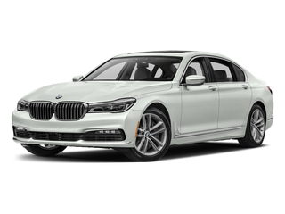 Alpine White 2017 BMW 7 Series Pictures 7 Series Sedan 4D 750xi AWD Turbo photos front view