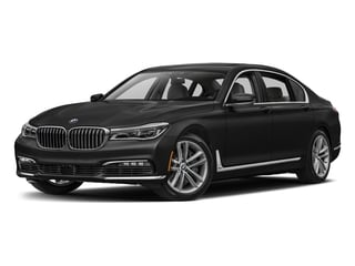 Jet Black 2017 BMW 7 Series Pictures 7 Series Sedan 4D 750xi AWD Turbo photos front view