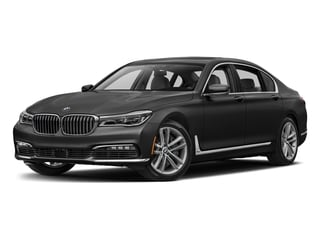 Dark Graphite Metallic 2017 BMW 7 Series Pictures 7 Series Sedan 4D 750xi AWD Turbo photos front view