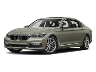 Moonstone Metallic 2017 BMW 7 Series Pictures 7 Series Sedan 4D 750xi AWD Turbo photos front view