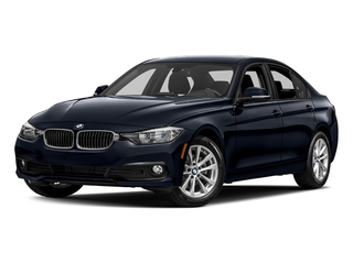 Imperial Blue Metallic 2017 BMW 3 Series Pictures 3 Series Sedan 4D 320i I4 Turbo photos front view