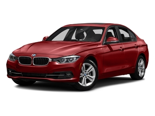 Melbourne Red Metallic 2017 BMW 3 Series Pictures 3 Series Sedan 4D 330i photos front view