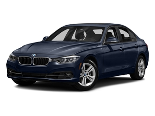 Imperial Blue Metallic 2017 BMW 3 Series Pictures 3 Series Sedan 4D 330i photos front view