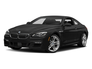 Jet Black 2017 BMW 6 Series Pictures 6 Series Coupe 2D 650i V8 photos front view