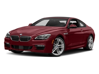Melbourne Red Metallic 2017 BMW 6 Series Pictures 6 Series Coupe 2D 650i V8 photos front view