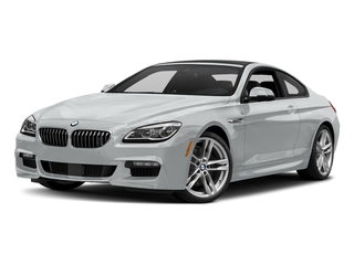 Glacier Silver Metallic 2017 BMW 6 Series Pictures 6 Series Coupe 2D 650i V8 photos front view
