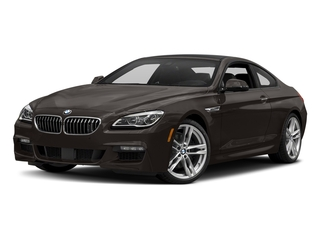 Jatoba Brown Metallic 2017 BMW 6 Series Pictures 6 Series Coupe 2D 650i V8 photos front view