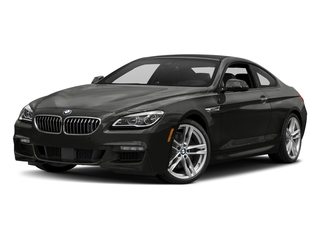Citrin Black Metallic 2017 BMW 6 Series Pictures 6 Series Coupe 2D 650i V8 photos front view