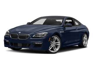 Tanzanite Blue Metallic 2017 BMW 6 Series Pictures 6 Series Coupe 2D 650i V8 photos front view