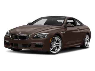 Frozen Bronze Metallic 2017 BMW 6 Series Pictures 6 Series Coupe 2D 650i V8 photos front view