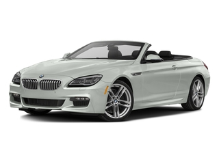 Alpine White 2017 BMW 6 Series Pictures 6 Series Convertible 2D 650i V8 photos front view