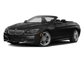 Jet Black 2017 BMW 6 Series Pictures 6 Series Convertible 2D 650i V8 photos front view