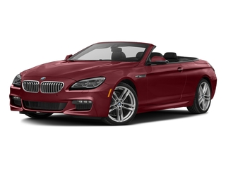 Melbourne Red Metallic 2017 BMW 6 Series Pictures 6 Series Convertible 2D 650i V8 photos front view