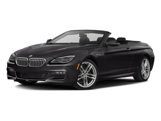Ruby Black Metallic 2017 BMW 6 Series Pictures 6 Series Convertible 2D 650i V8 photos front view